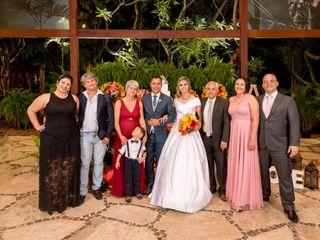 O casamento de Aliana e Wemrson