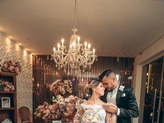 O casamento de Bruna e Dionel