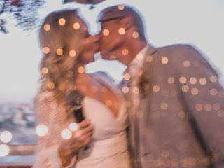O casamento de Angélica e Henrique