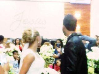 O casamento de Rose e João Victor 1