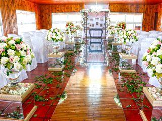 O casamento de Elaine e Lino 1