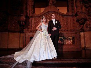 O casamento de Ana Cecília e Steve