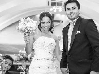 O casamento de Isabela e Leandro