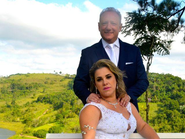 O casamento de Elaine e Lino