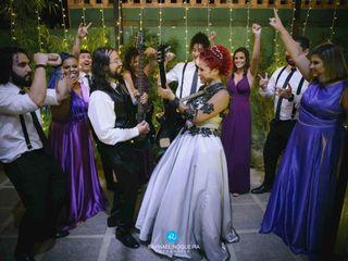 O casamento de Déborah e Renato 3