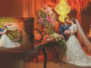 O casamento de Lyciane e Rodrigo