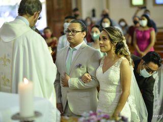 O casamento de Pâmeli Sousa e Deivid Meireles 2