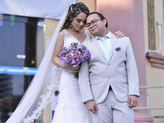 O casamento de Pâmeli Sousa e Deivid Meireles