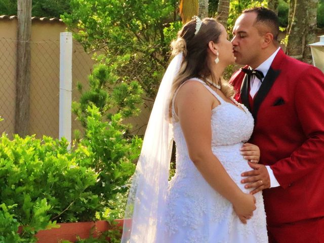 O casamento de Jessica e Marcio