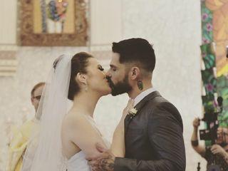O casamento de Karin e Emannuel