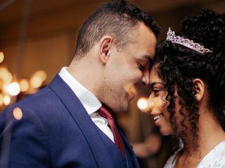 O casamento de Claudineia e Mateus