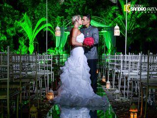O casamento de Fernando e Josiane