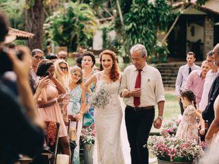 O casamento de Camila  e Piter 1