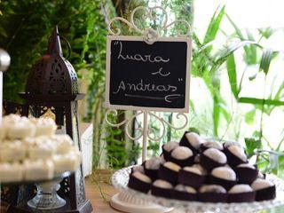 O casamento de Luara e Andreas 1
