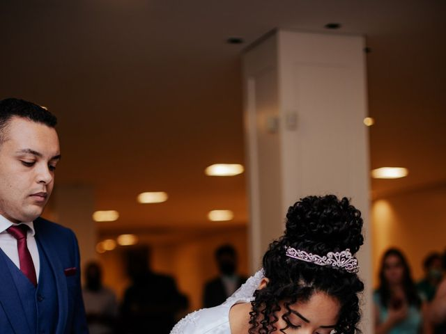 O casamento de Mateus e Claudineia em Joinville, Santa Catarina 65