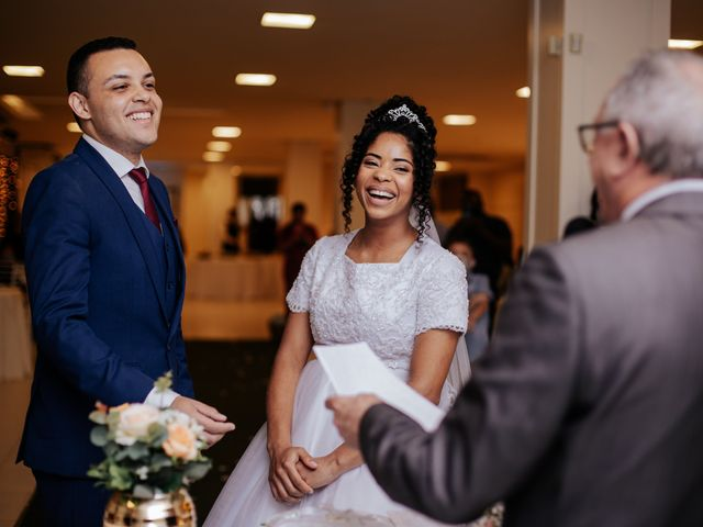 O casamento de Mateus e Claudineia em Joinville, Santa Catarina 72