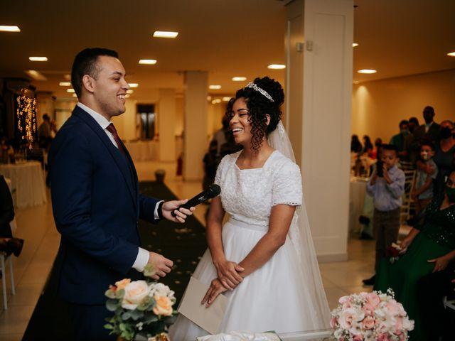 O casamento de Mateus e Claudineia em Joinville, Santa Catarina 82