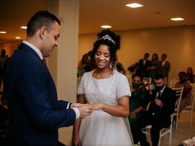 O casamento de Mateus e Claudineia em Joinville, Santa Catarina 84