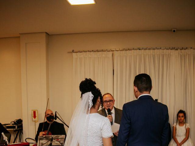 O casamento de Mateus e Claudineia em Joinville, Santa Catarina 88