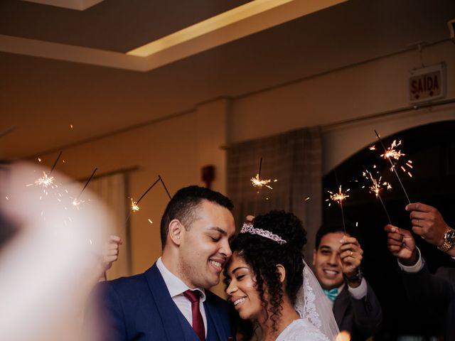 O casamento de Mateus e Claudineia em Joinville, Santa Catarina 1