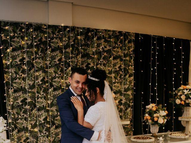O casamento de Mateus e Claudineia em Joinville, Santa Catarina 112