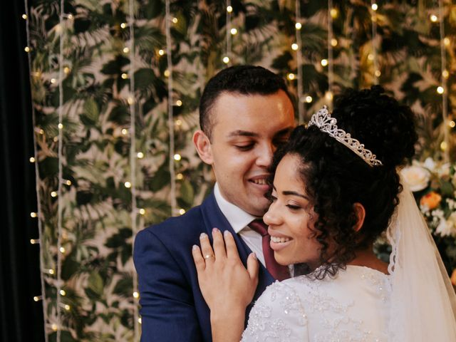 O casamento de Mateus e Claudineia em Joinville, Santa Catarina 2