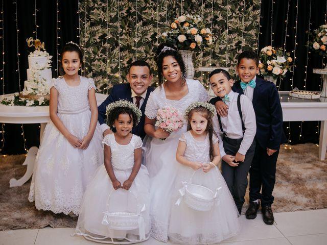O casamento de Mateus e Claudineia em Joinville, Santa Catarina 115