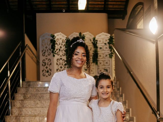 O casamento de Mateus e Claudineia em Joinville, Santa Catarina 116
