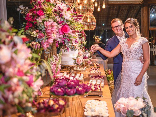 O casamento de Carla e Patrick