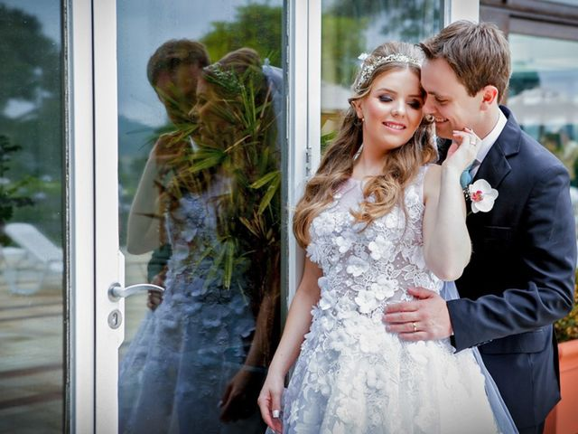 O casamento de Luara e Andreas