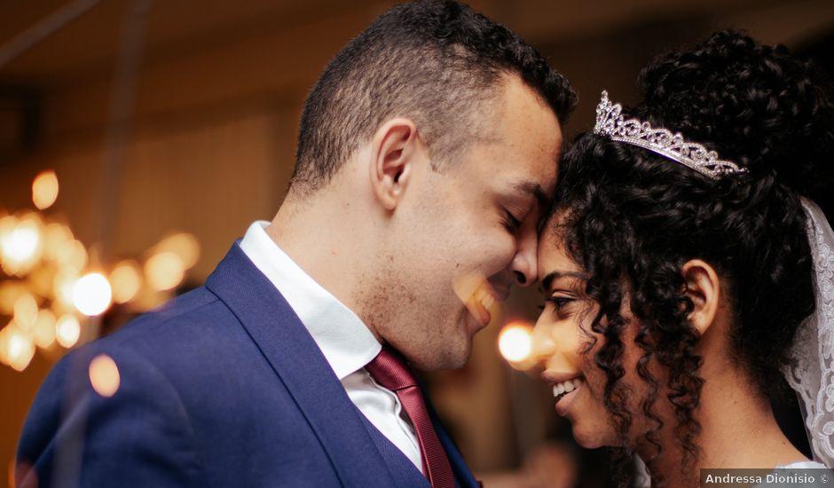 O casamento de Mateus e Claudineia em Joinville, Santa Catarina