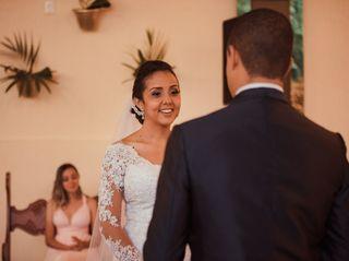 O casamento de Nath e Stephano 1