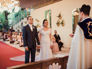 O casamento de Nath e Stephano
