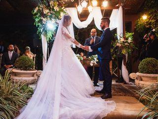 O casamento de Jacquelyne e Lucas