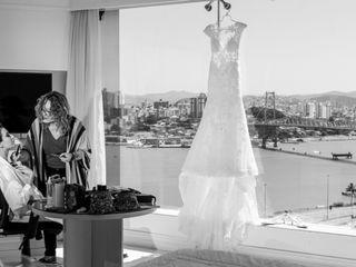 O casamento de Fábia e Leandro 1
