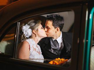 O casamento de Márcia e Felipe
