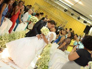 O casamento de Italo e Joyce
