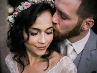 O casamento de Brenda e Steven