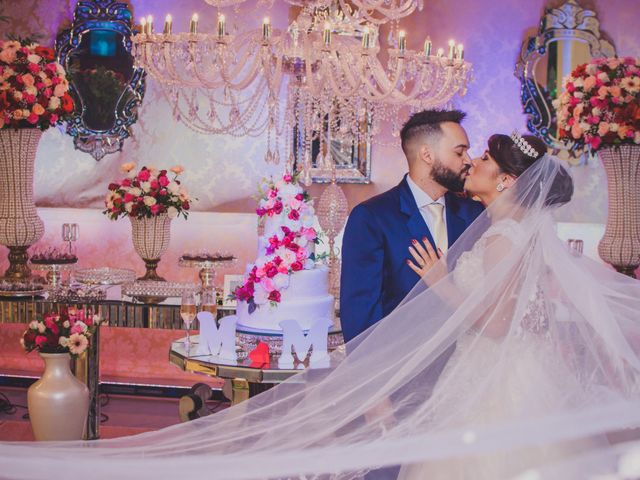 O casamento de Mariana e Marcel
