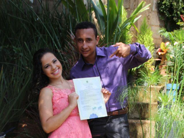 O casamento de Filipe e Carine  em Itabira, Minas Gerais 6