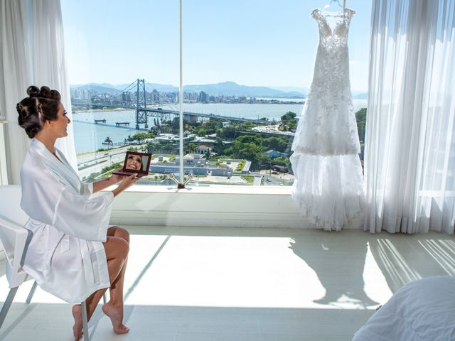 O casamento de Leandro e Fábia em Florianópolis, Santa Catarina 3