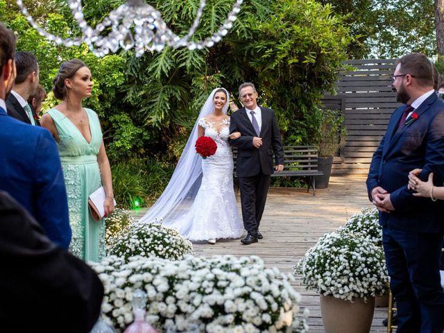 O casamento de Leandro e Fábia em Florianópolis, Santa Catarina 19