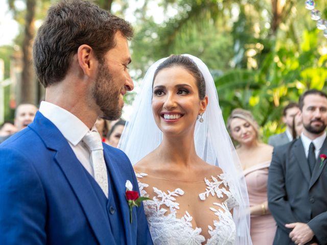 O casamento de Leandro e Fábia em Florianópolis, Santa Catarina 21