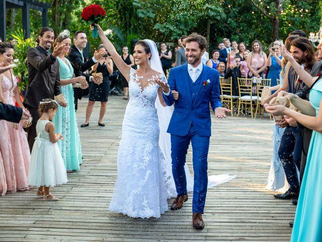 O casamento de Leandro e Fábia em Florianópolis, Santa Catarina 1