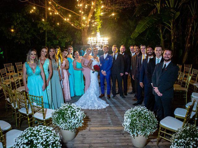 O casamento de Leandro e Fábia em Florianópolis, Santa Catarina 39