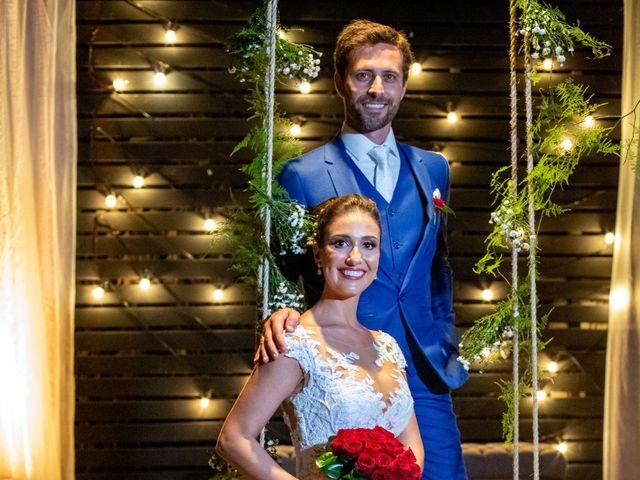 O casamento de Leandro e Fábia em Florianópolis, Santa Catarina 40