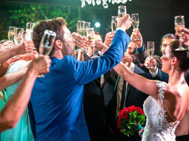 O casamento de Leandro e Fábia em Florianópolis, Santa Catarina 44