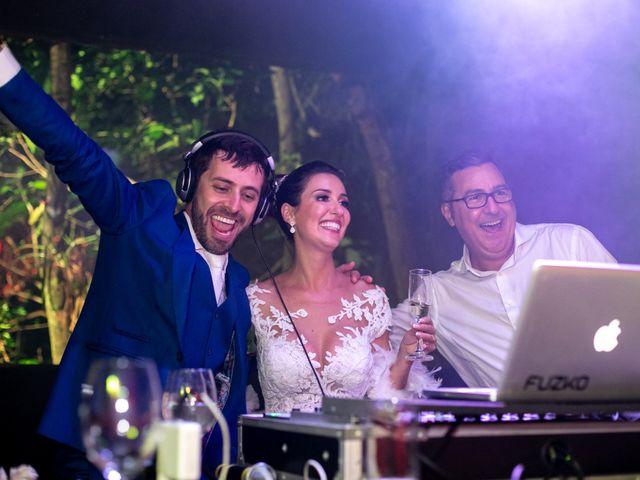 O casamento de Leandro e Fábia em Florianópolis, Santa Catarina 62