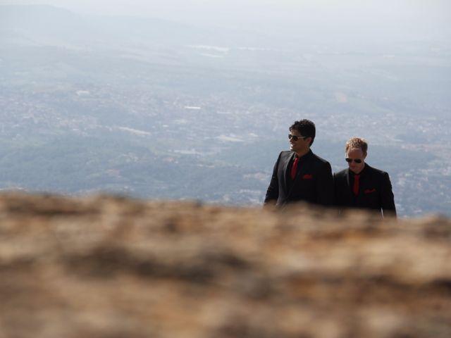 O casamento de Chris e James