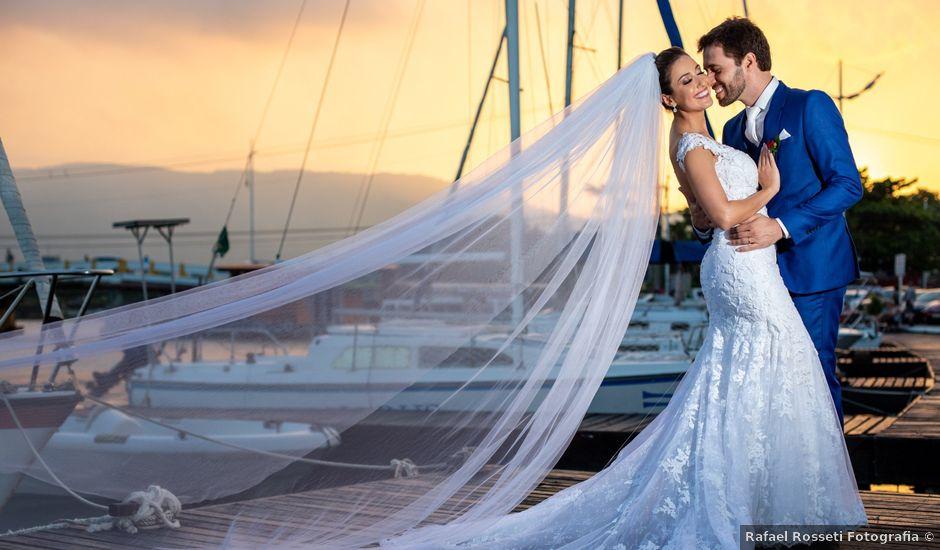 O casamento de Leandro e Fábia em Florianópolis, Santa Catarina
